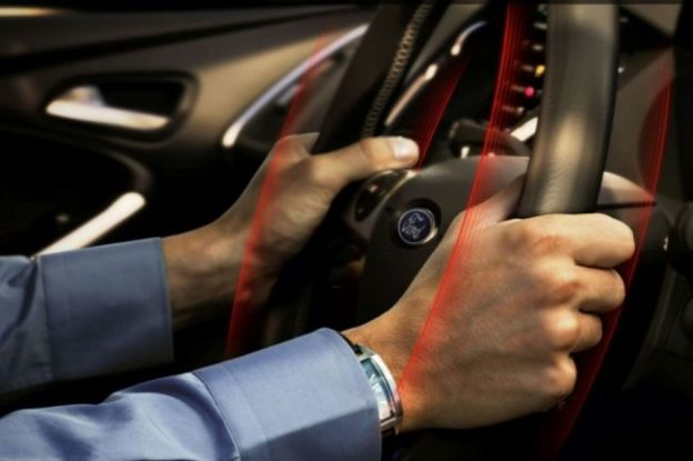 Вибрирует руль автомобиля
